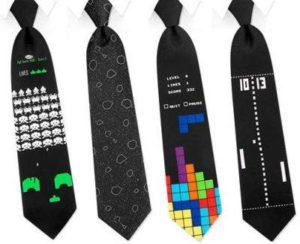 cravate geek