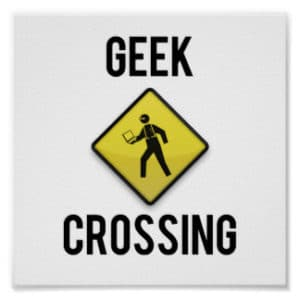 poster geek
